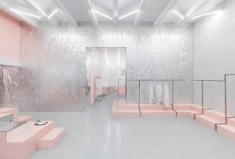 Retail: Blushhh!, a minimalist Secret Shop