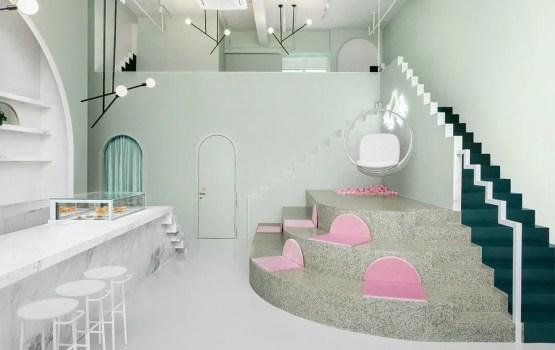 RETAIL: Inspiration Wes Anderson au Budapest Café