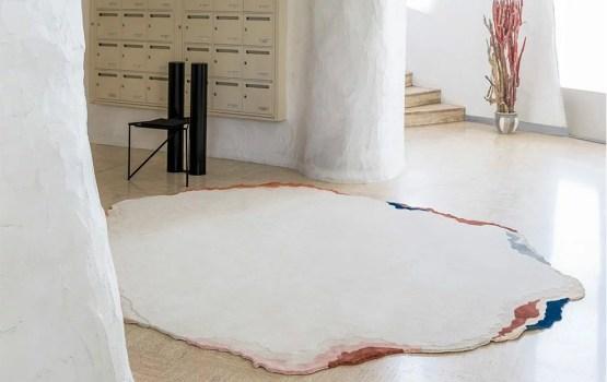 DESIGN: A Point, poésie textile par Atelier Février