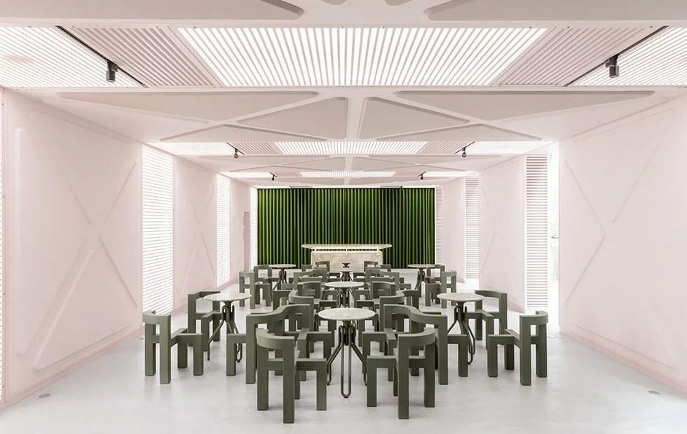 Didier Faustino offre de nouvelles perspectives aux espaces publics