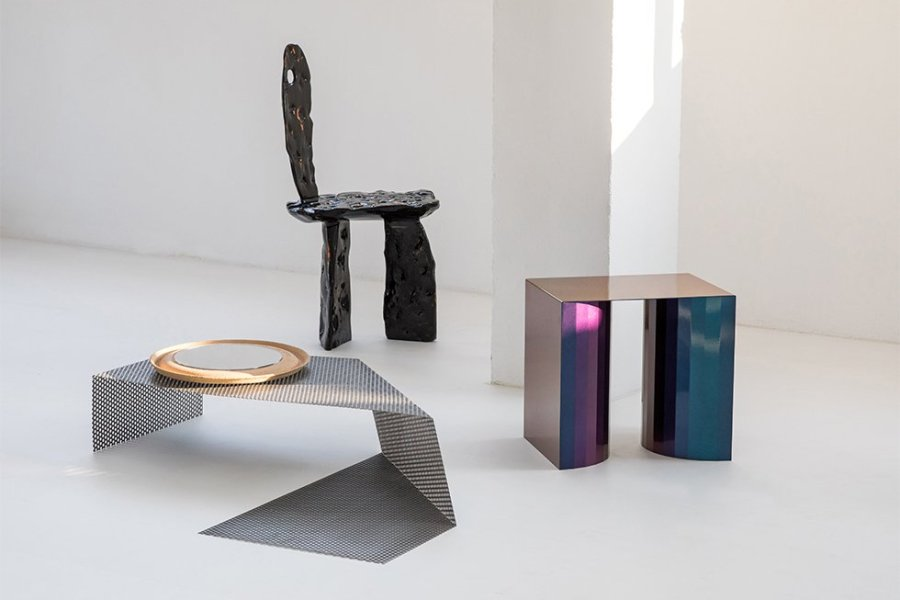 Perception, a design and sensory exhibition by Sanna Völker
