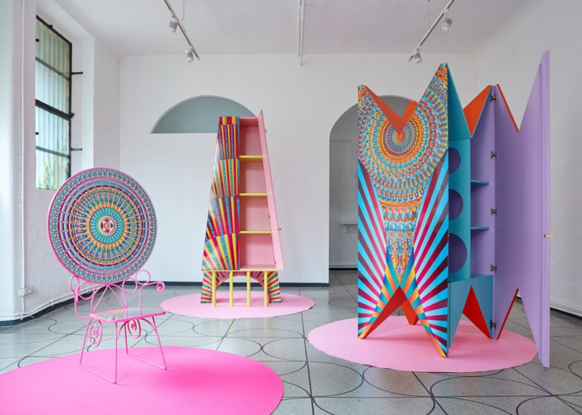 DesignMiami/Basel 2019: Camp Design Gallery presents Adam Nathaniel Furman.