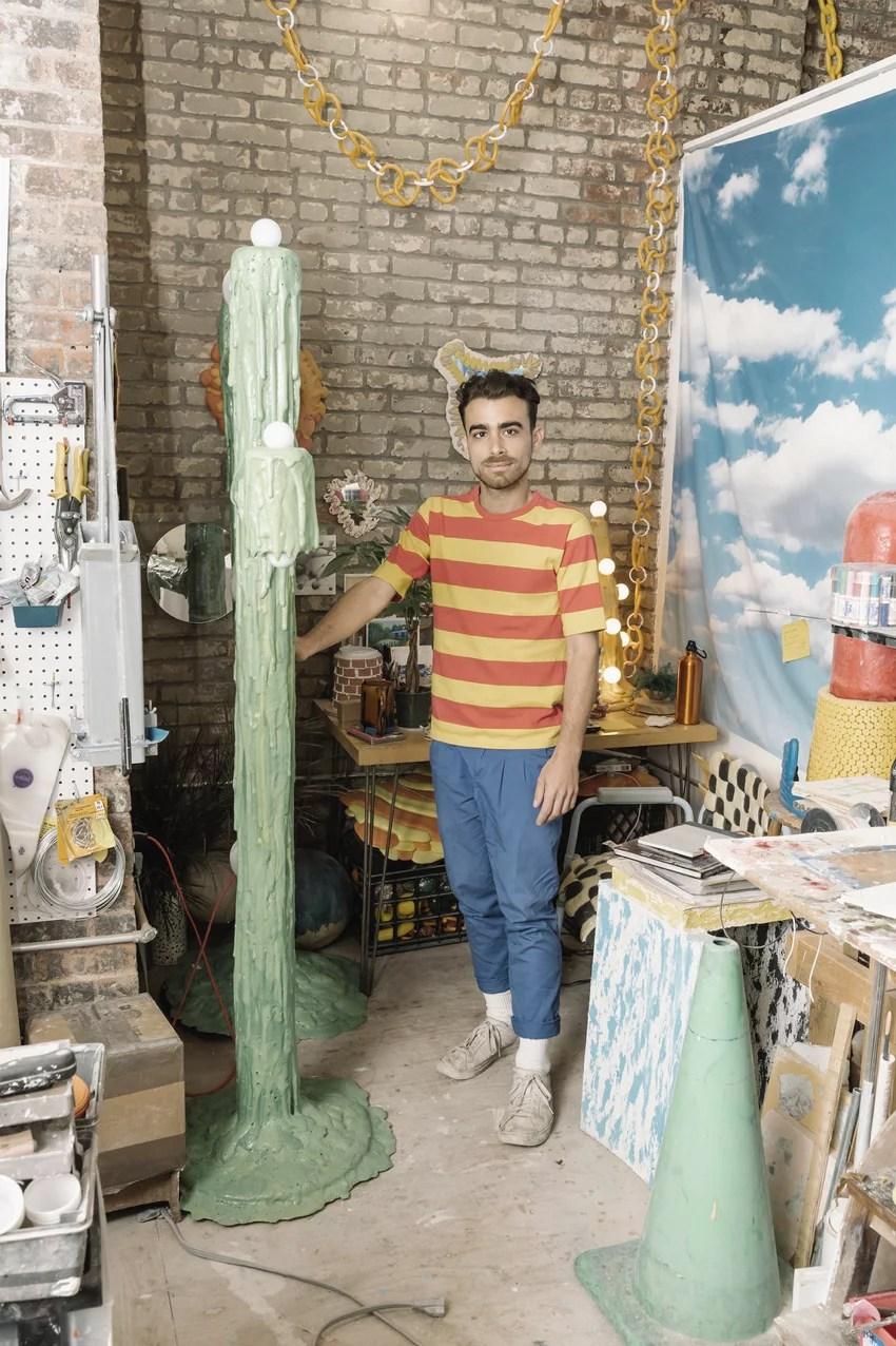 UO x Clever, American designerJoseph Algieri