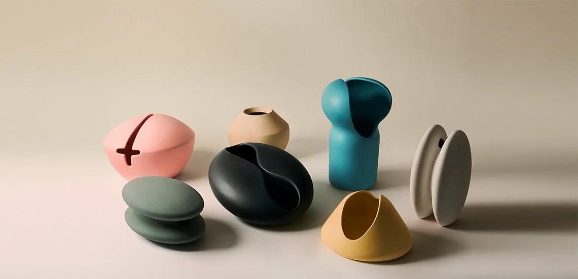 PARIS DESIGN WEEK (Part 1): 1000 Vases / Théorème Editions