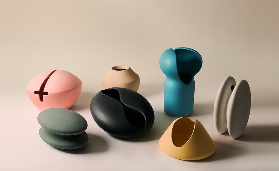 PARIS DESIGN WEEK (Partie 1): 1000 Vases / Théorème Editions