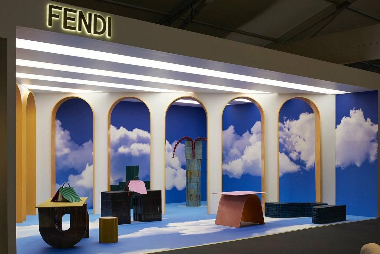 Design Miami 2019, Collaborations, FENDI X Kueng Caputo
