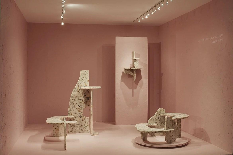 Design Miami 2019, Curio, Sarah Myerscought Gallery x Marcin Rusak