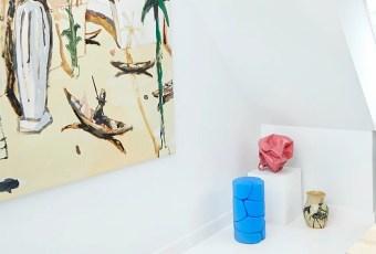Lumière Bricoleur creates a dreamy apartment-gallery, ode to contemporary design in Copenhagen