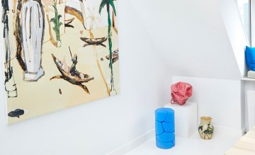 Lumière Bricoleur réalise une appartement, ôde au design contemporain à Copenhague