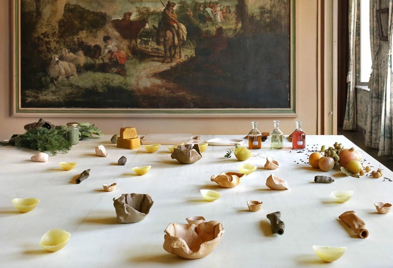 Design Museum Gent, Les couleurs de Van Eyck dans le design