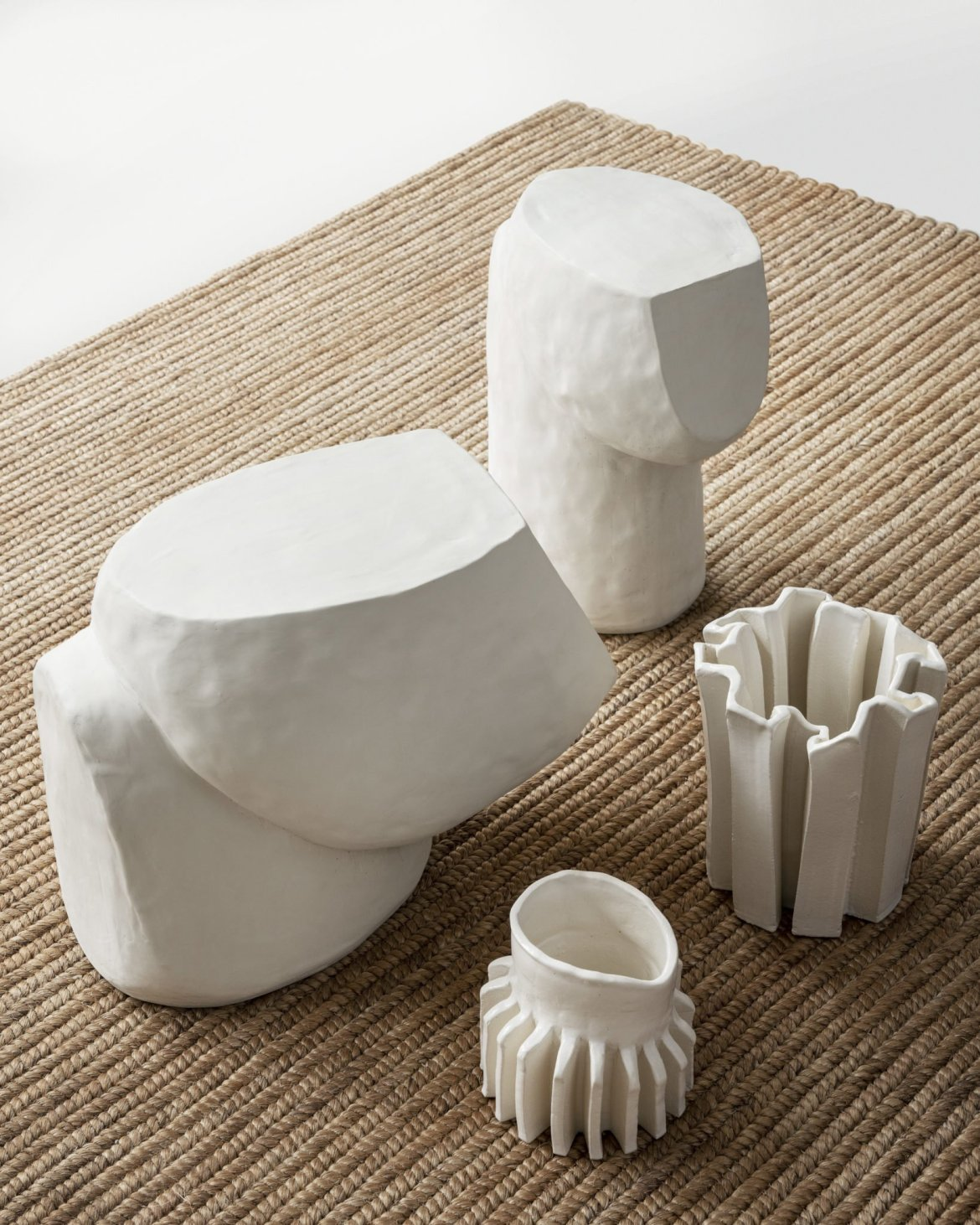 Mobilier et objets design, Frédéric Imbert pour Jessica Barouch (galerie JAG)