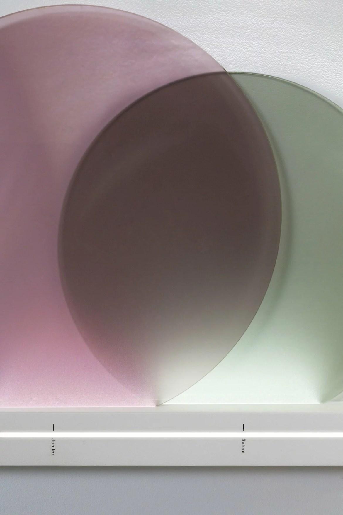 Luminaire design, inspiration céleste, Cassiom