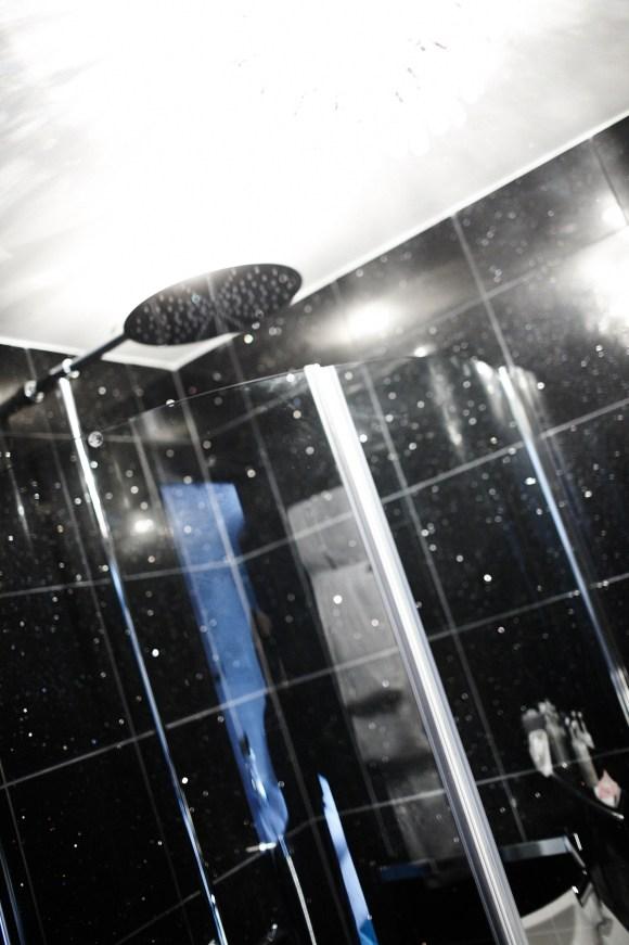Toalett i Glittriga rummet