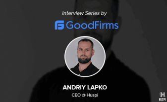 Interview with Andrey Lapko, HUSPI CEO