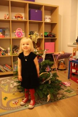 Maries eget juletræ