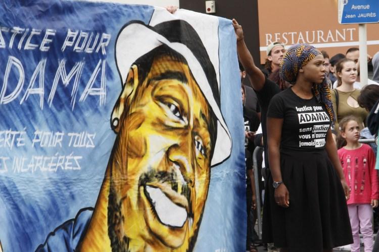 Adama Traoré : Alors, Madame La République, On Continue De Se Voiler La Face Ou On Prend Des Décisions Justes ?