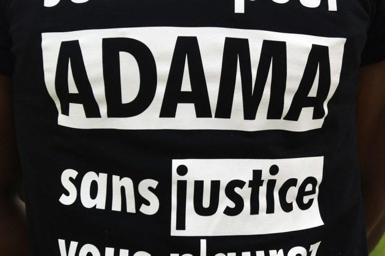 Justice Pour Adama Traoré