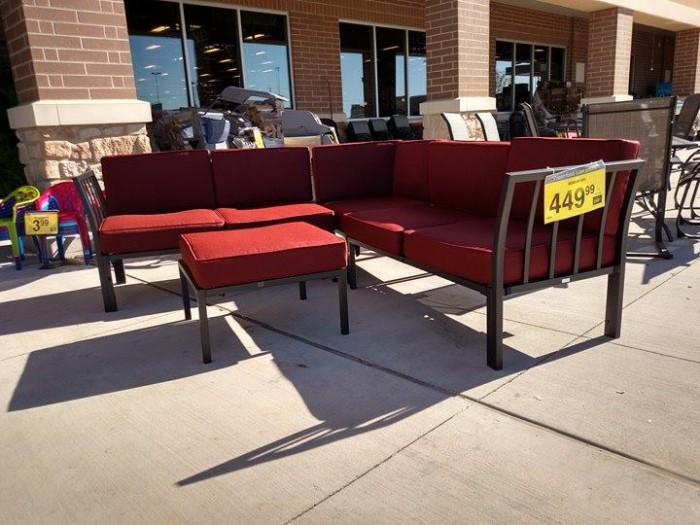 Outdoors Furniture Sale