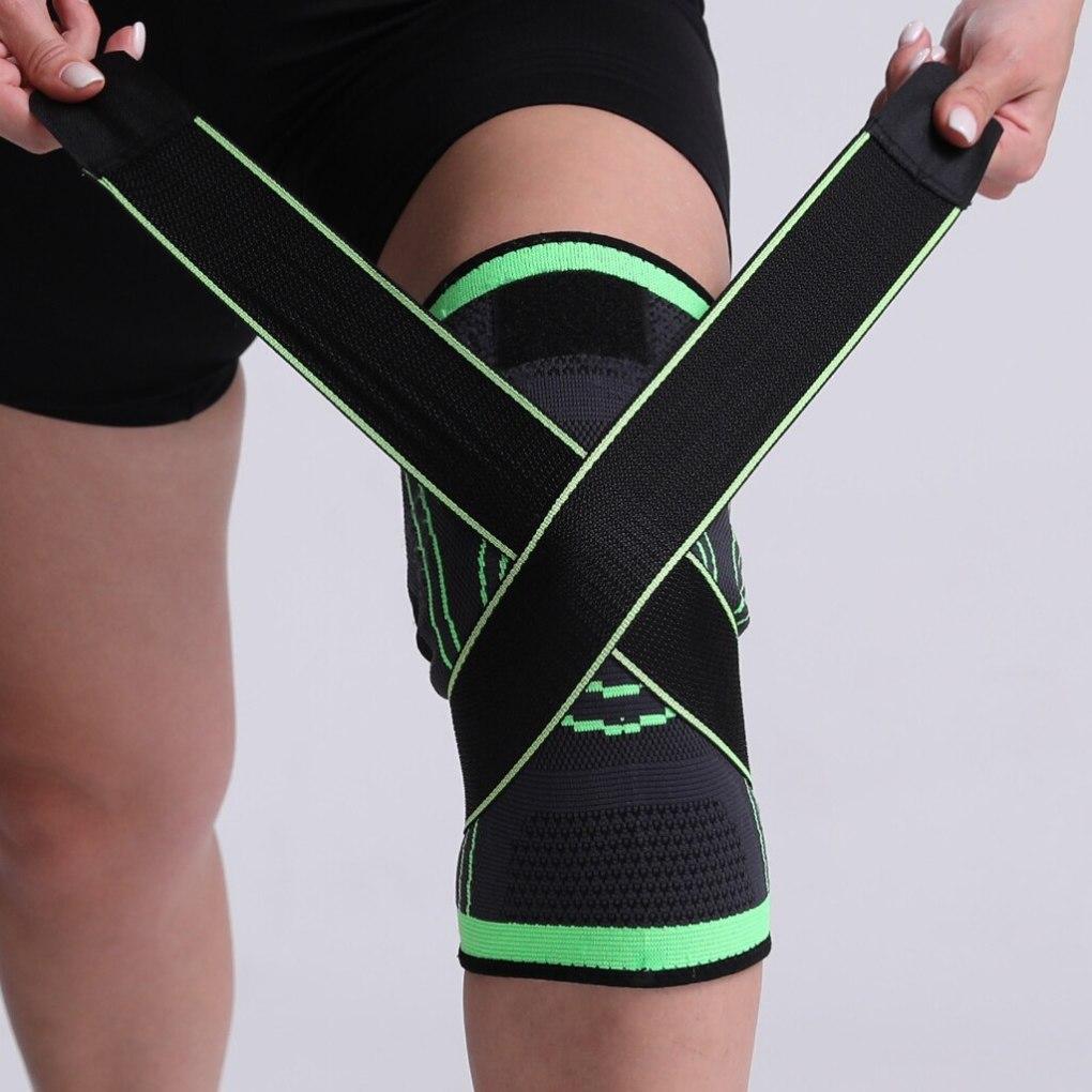 Men's Elastic Knee Pads