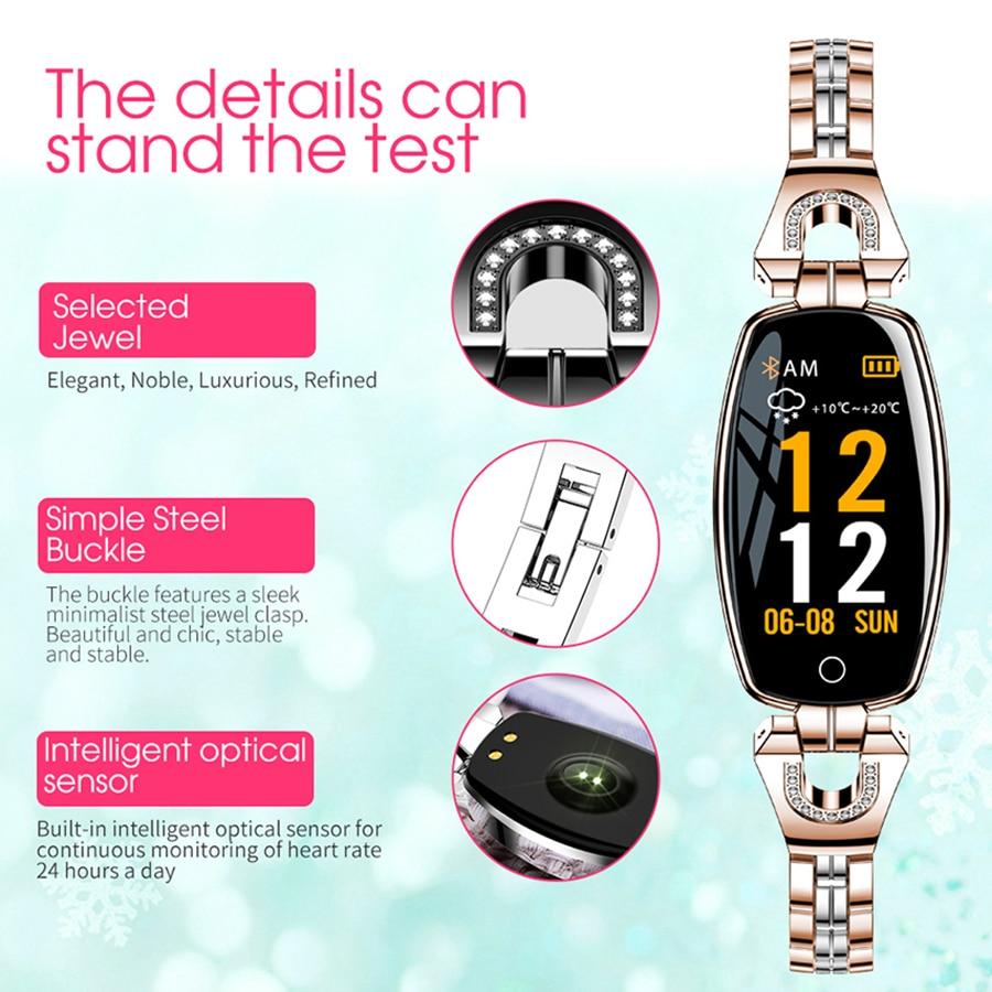 Fashion Women Smart Watch