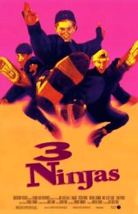 August 7, 1992: 3 NINJAS - $29 million total box office gross