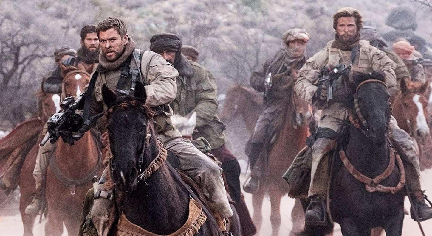 12 STRONG (Movie Review) – I Can't Unsee That Movie: film news and reviews by Jeff Huston