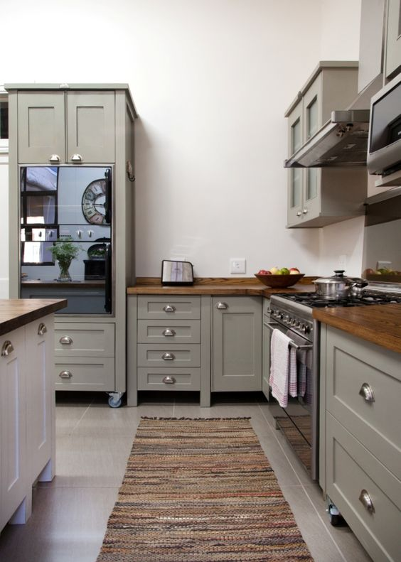Freestanding Small Kitchen Ideas