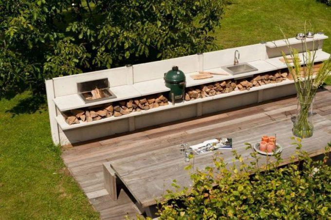 modular outdoor kitchen ideas