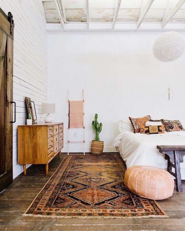 Bohemian Small Bedroom Ideas