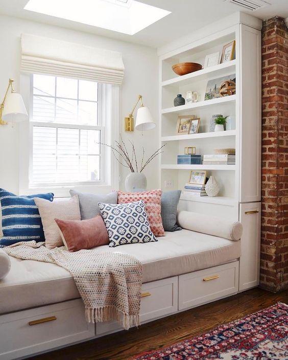 Nook Small Bedroom Ideas