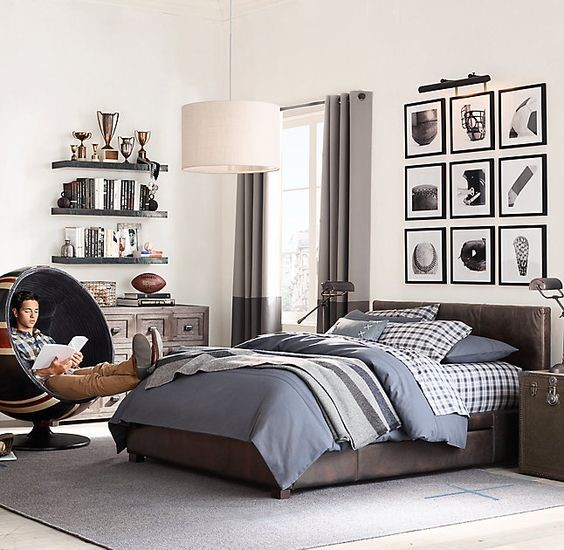 20 Outstanding Boys Bedroom Ideas (With Smart Tips