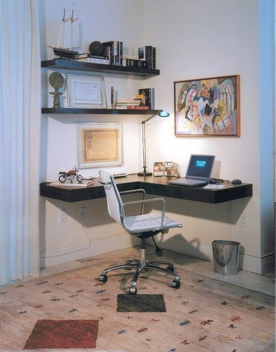home office desk modern