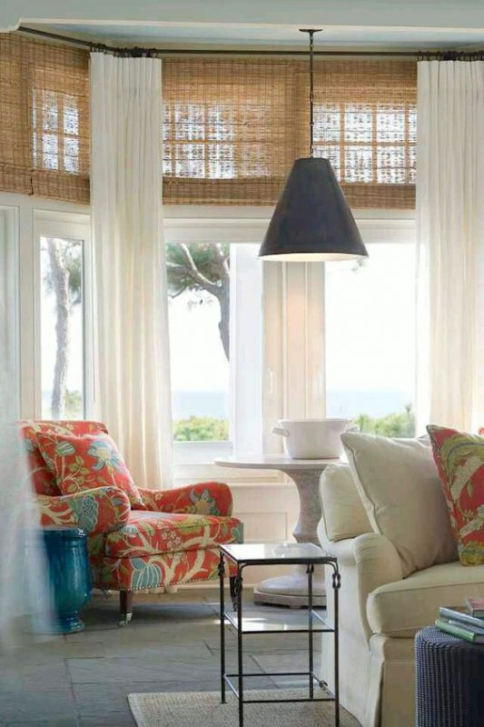 Bali window treatment ideas