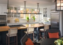 bar kitchen lighting ideas