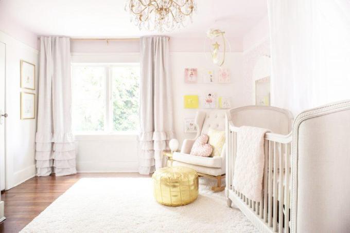 baby girl room themes