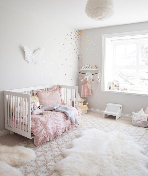 elegant toddler girl room ideas
