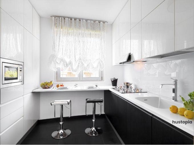 u-shaped kitchen remodel ideas