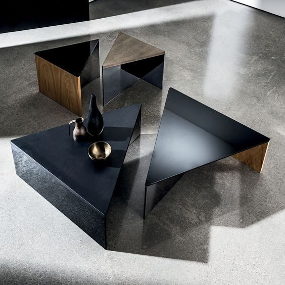Series of Shapes Coffee Table