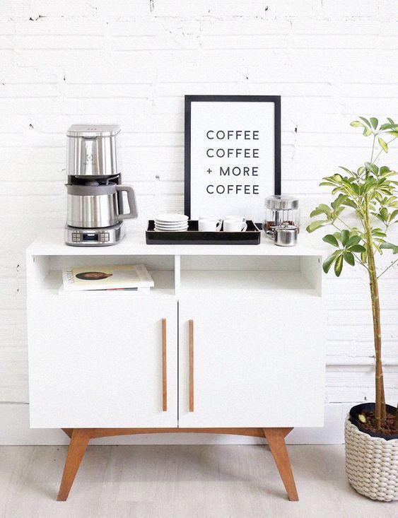 Scandinavian Coffee Corner
