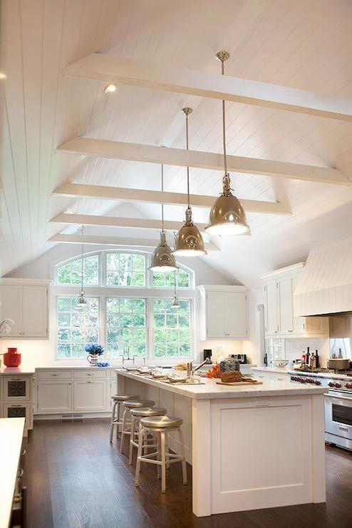 18 Awesome Kitchen Ceiling Ideas For Perfect Upgrade Hustopia