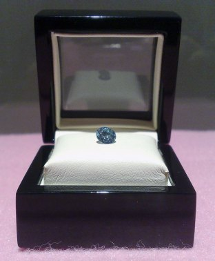Finální podoba diamantu