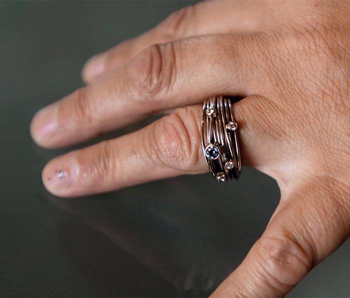 ",,Lidský diamant"" ve šperku II."
