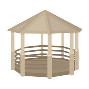 Gazebo Hutankayu Furniture