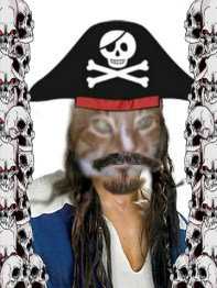 Scourge of the 7 Seas Sammy