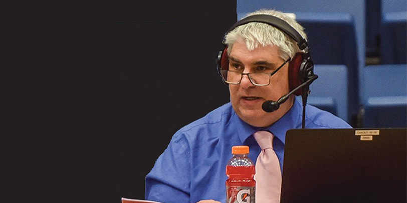 Staying busy: HutchCC SID keeps schedule full even without games to work