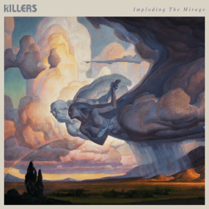 This album doesn't implode, but we've heard better from The Killers