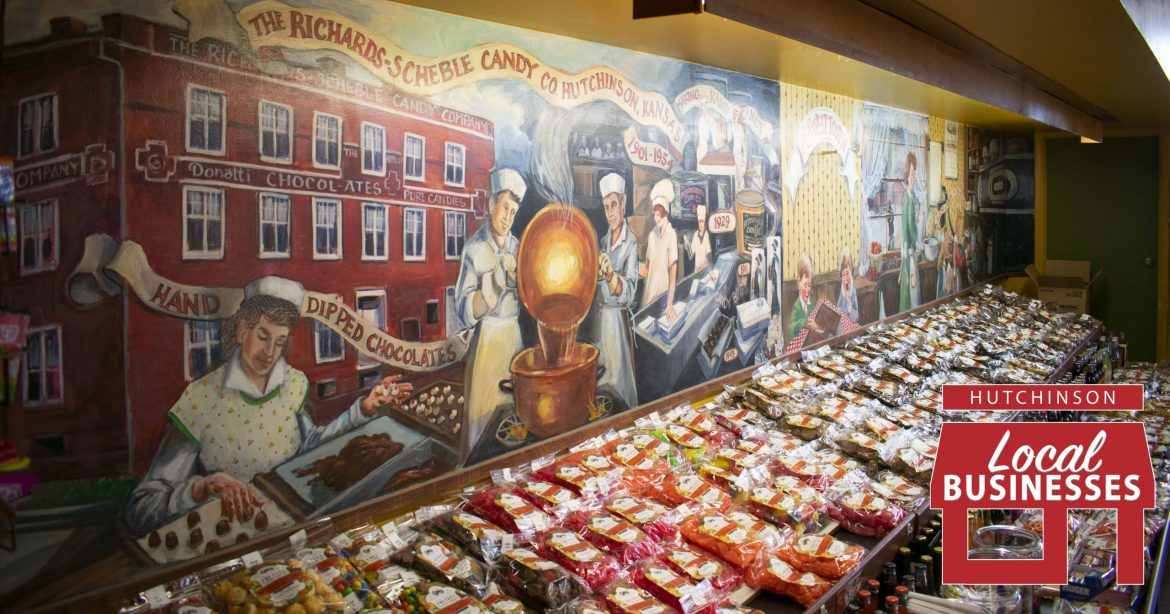 Vintage sweets at Smith's Market