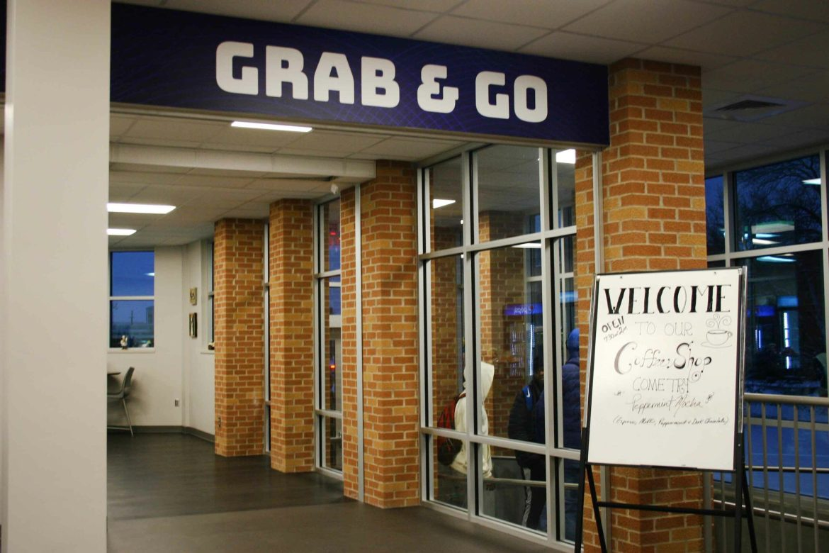 Grab and Go proving popular attraction inside union