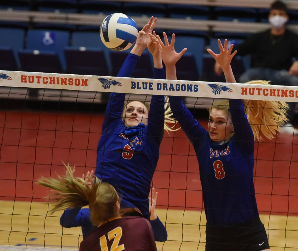 Trust leads to volleyball success