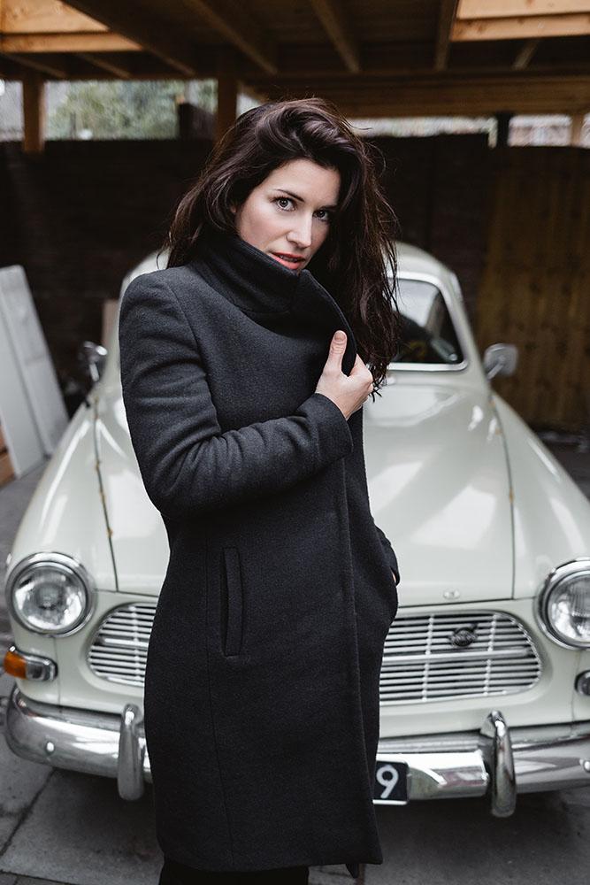 Lookbook Aimee - Portrait photography